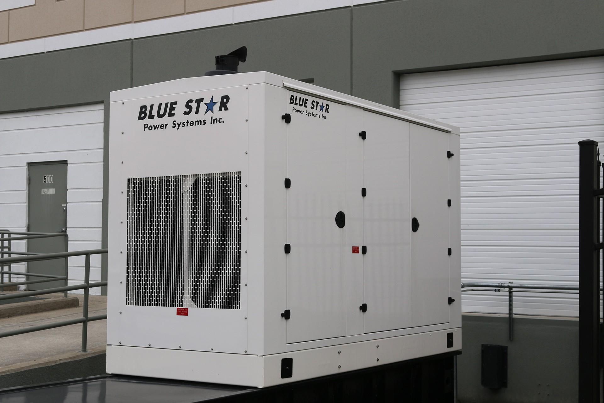 BlueStar Generator