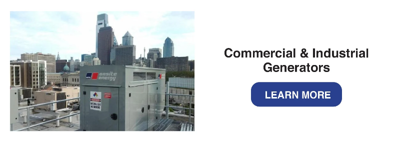 Learn More about Commercial and Industrial Generators with FM Generator